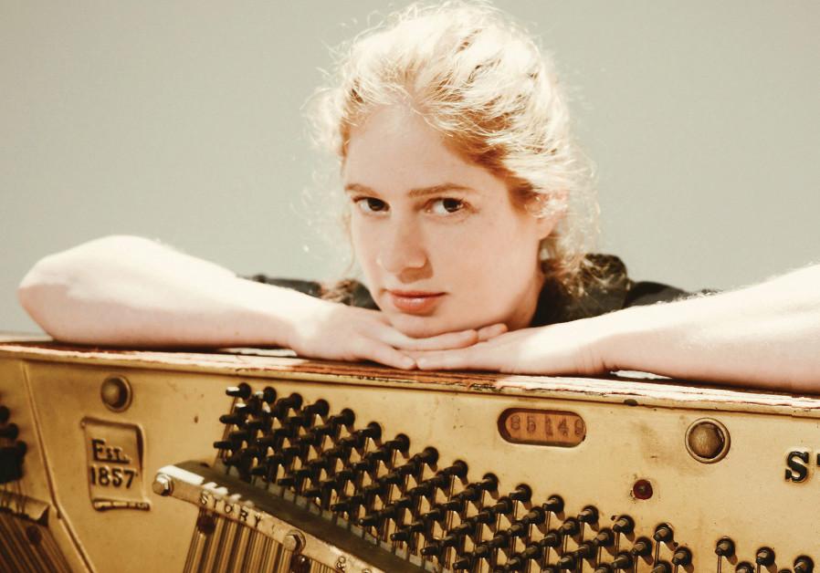 Pianist/vocalist Maya Dunietz will perform at the Tzlilim Bamidbar festival