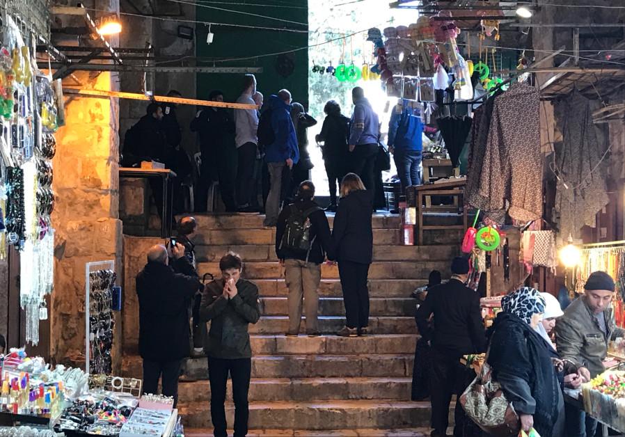 East Jerusalem remains quiet, for now