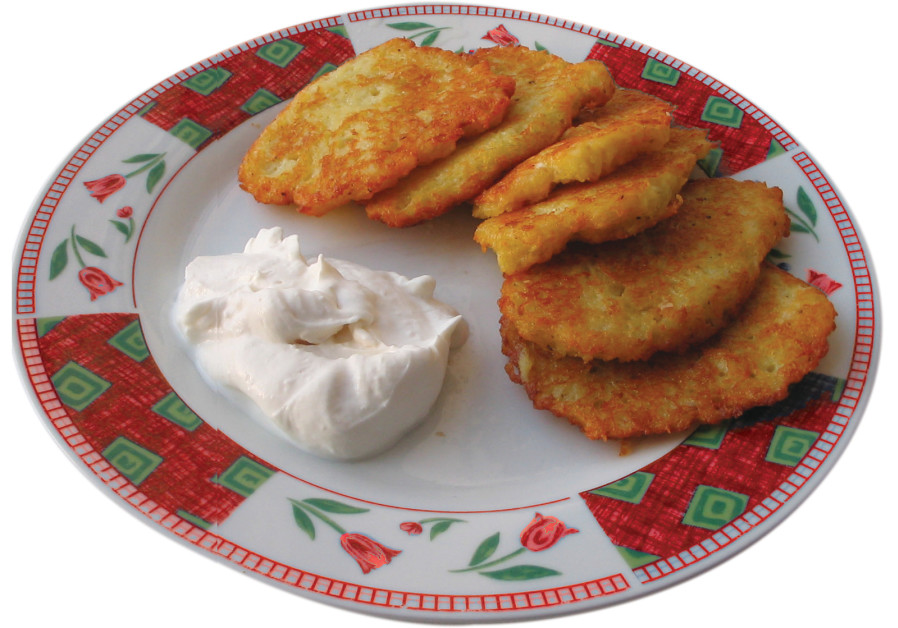 Festival fritters: The humble potato meets oil for some pretty crispy results