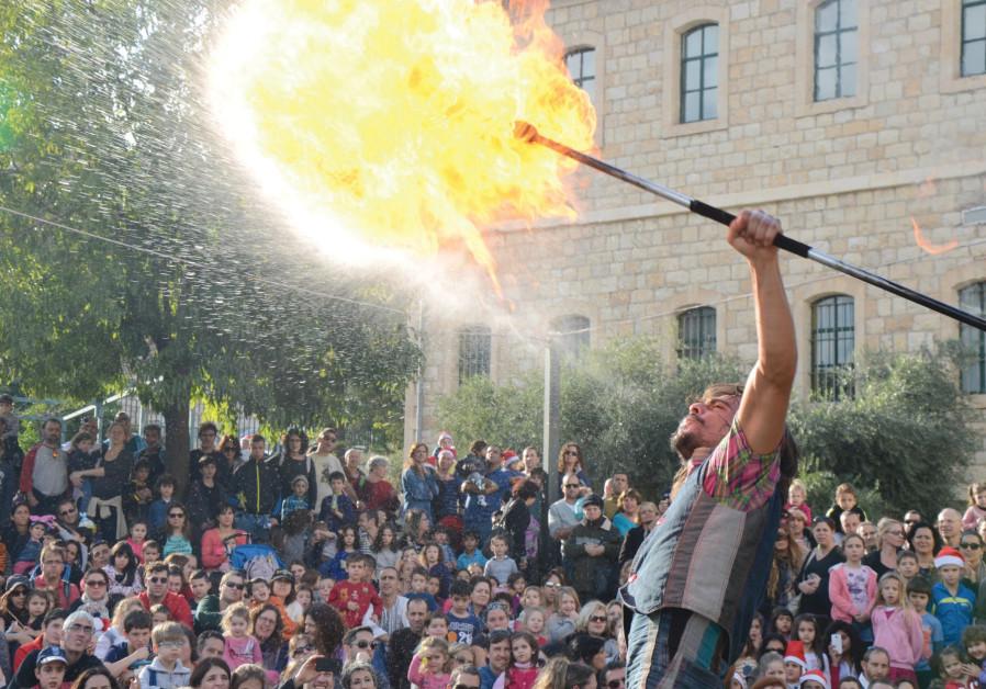 Hag Hahahgim Festival in Haifa
