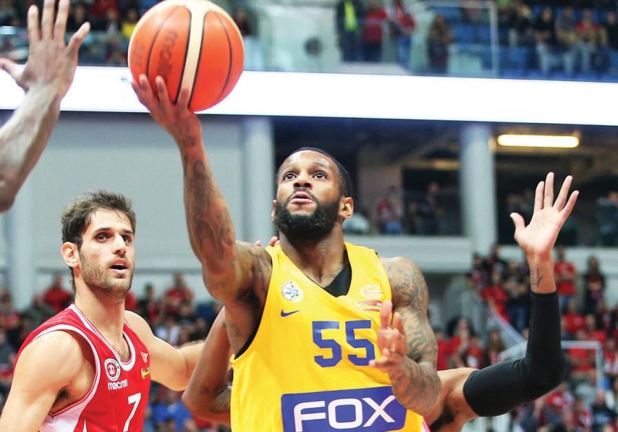 Maccabi Tel Av iv guard Pierre Jackson hopes to build on his excellent display against Hapoel Jerusa