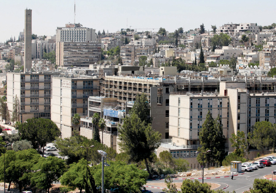 JERUSALEM'S Shaare Zedek Medical Center