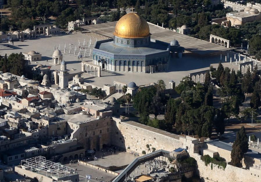 Conflicting paradigms for Jerusalem