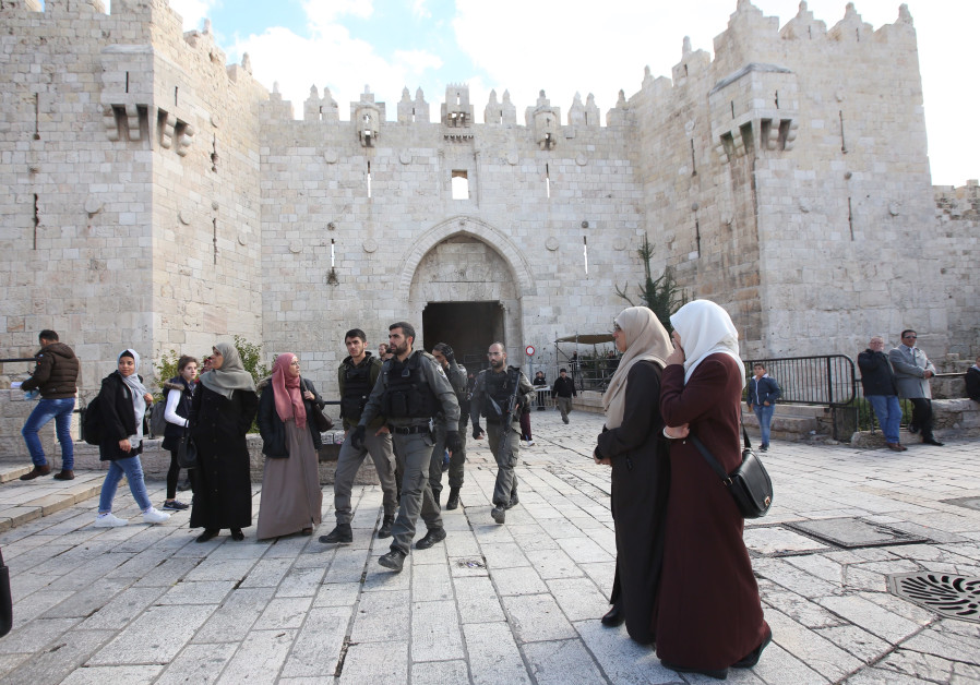 Police to shut Damascus Gate to Jews this Shabbat and Shavuot