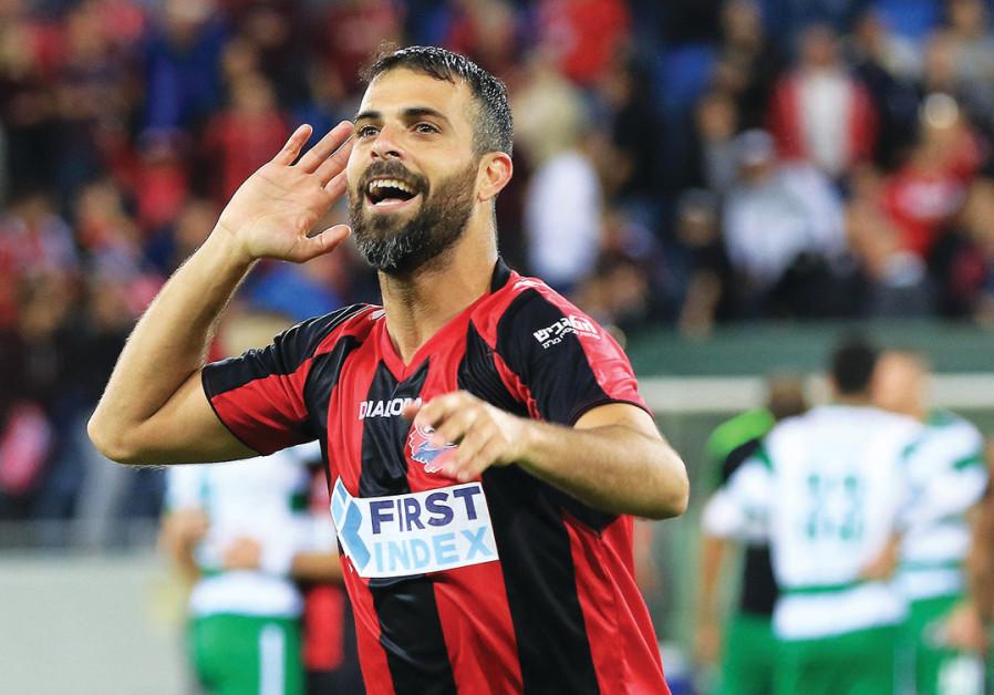 Hapoel blanks hapless Maccabi in Haifa derby