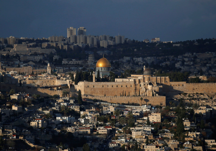 New embassy quarter to be built in Jerusalem, could be called 'Trump Town'