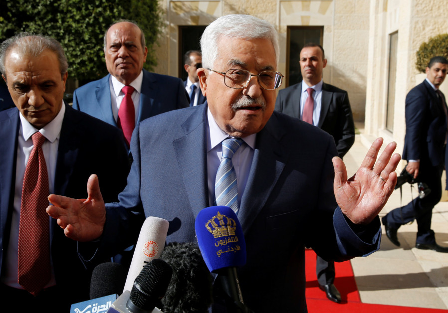 Abbas will not meet with VP Pence, senior PA official confirms