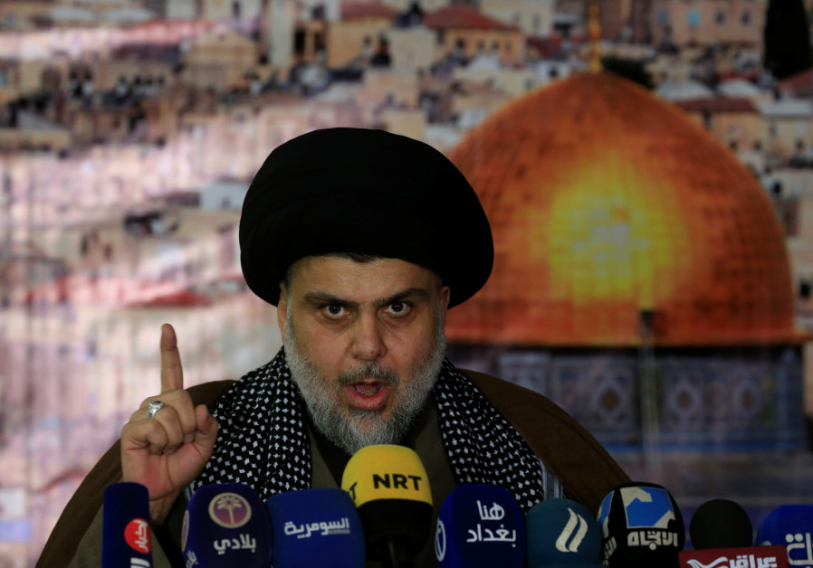 Iraqi cleric al-Sadr vows to be 'the first soldier' to defend Jerusalem