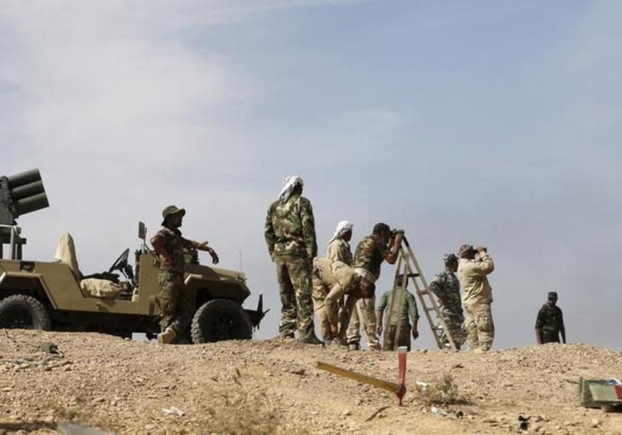 Shia militias in Iraq threaten US and Israel after Jerusalem move