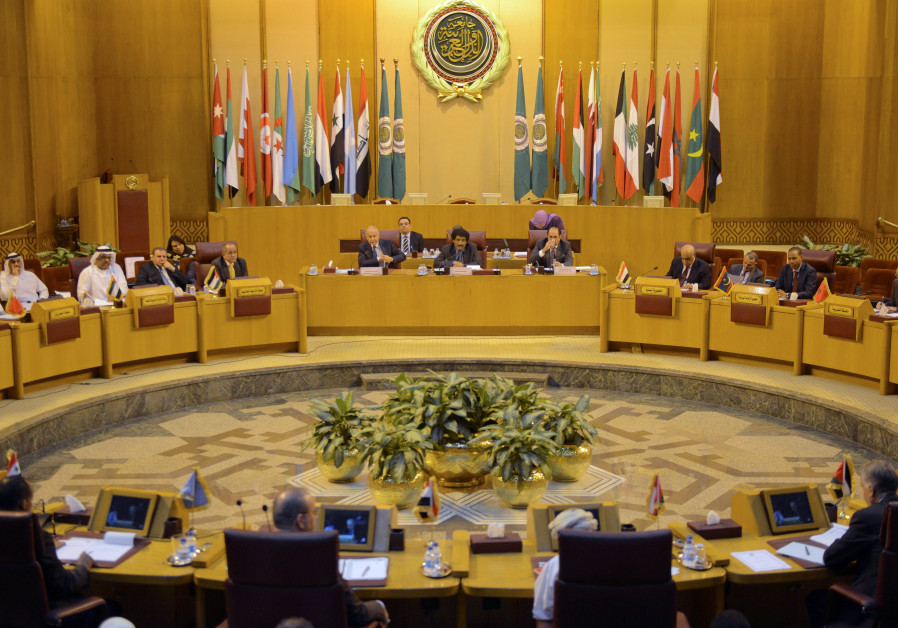 Arab foreign ministers convene in Cairo for a meeting of the Arab League to discuss Jerusalem, 9 Dec