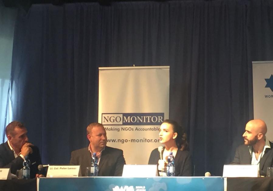 World Jewish Congress panel on antisemitism and racism