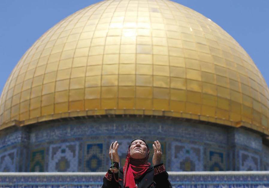 'FINALLY, IT should be noted, the majority of Jerusalem's Arab population prefers to live under Isra