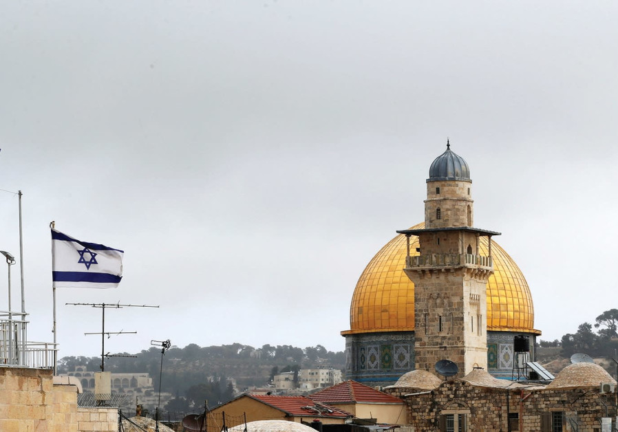 Center Field: I guess we won't get Jerusalem either on a silver platter