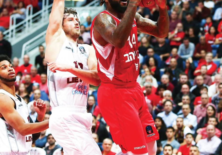 Jerusalem targeting Eurocup upset in Munich