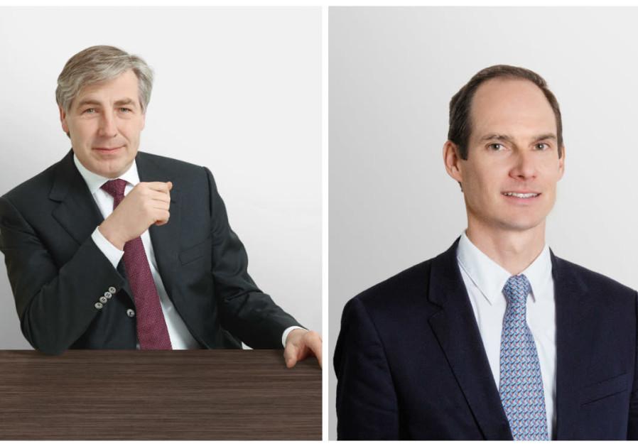 Klaus Wellershoff  and Patrick Müller