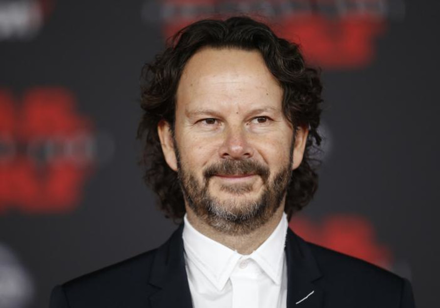 """Ram Bergman arrives at the world premiere of """"Star Wars: The Last Jedi"""" in Los Angeles, California."""