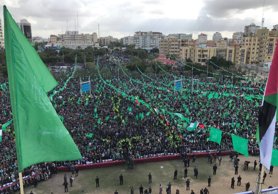 The Palestinian way of war: Preparing for the 'march of return' in Gaza