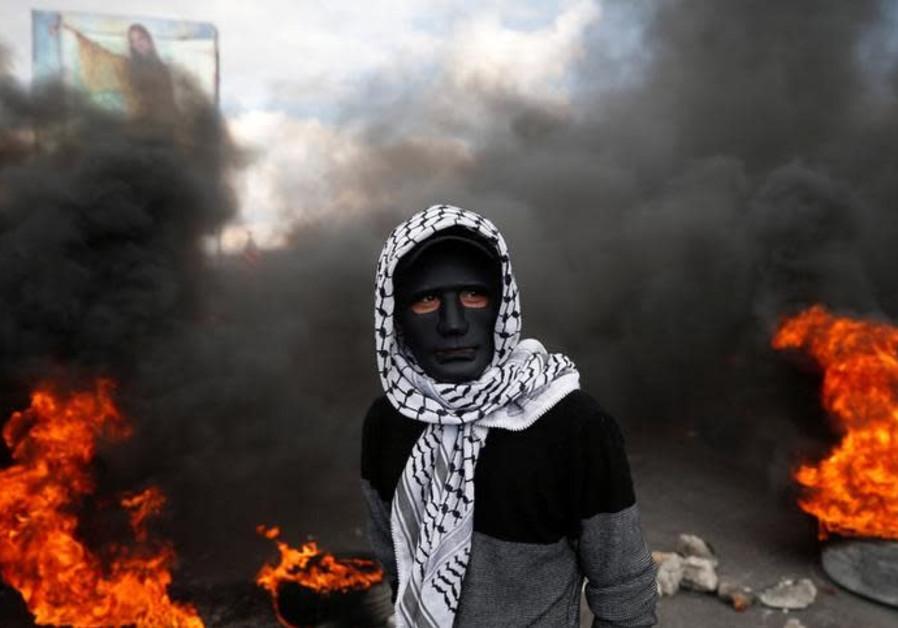Four Palestinians killed in further Jerusalem-declaration violence