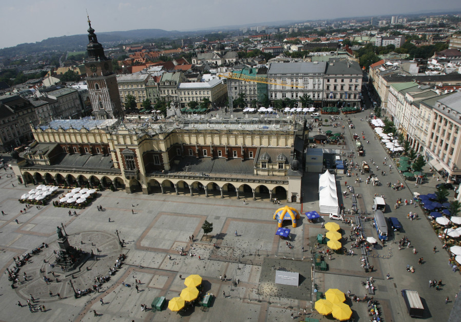 Krakow opens first kosher hotel post-Holocaust
