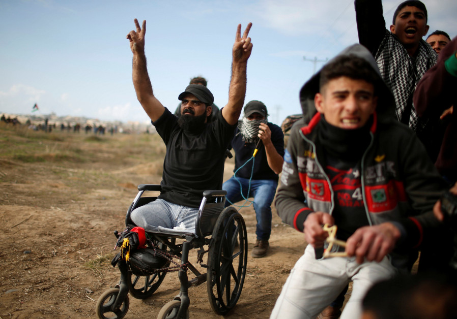 Could death of disabled activist mean new Palestinian icon?