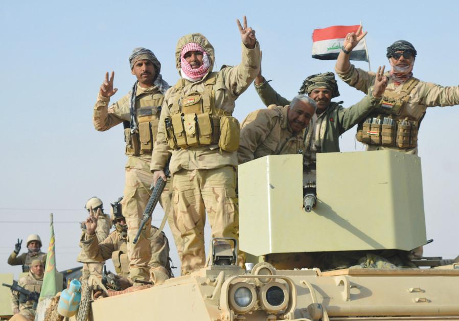 La recomposition du Moyen-Orient après la chute de Daesh