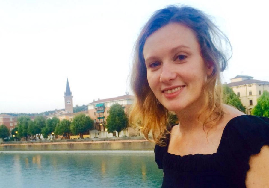 Handout picture of Rebecca Dykes, who worked at the British Embassy in Beirut