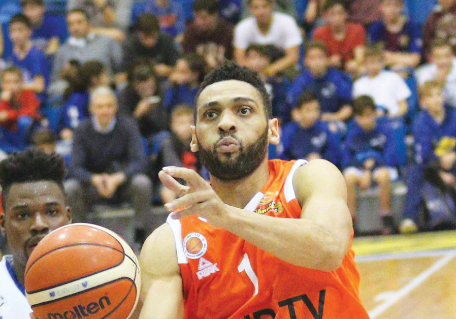 Maccabi Tel Aviv's Norris Cole