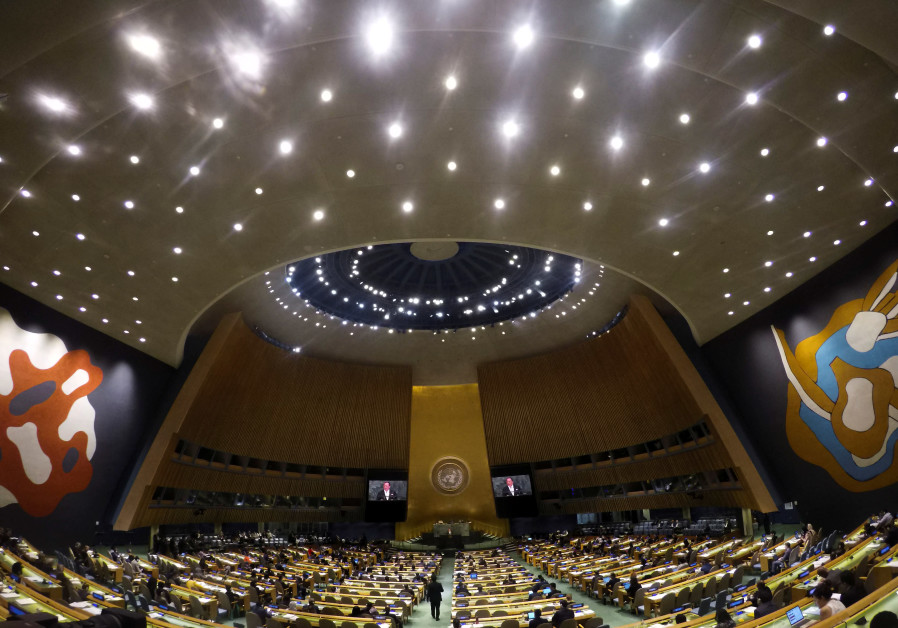 Automatic majority against Israel at UN will turn in 2032