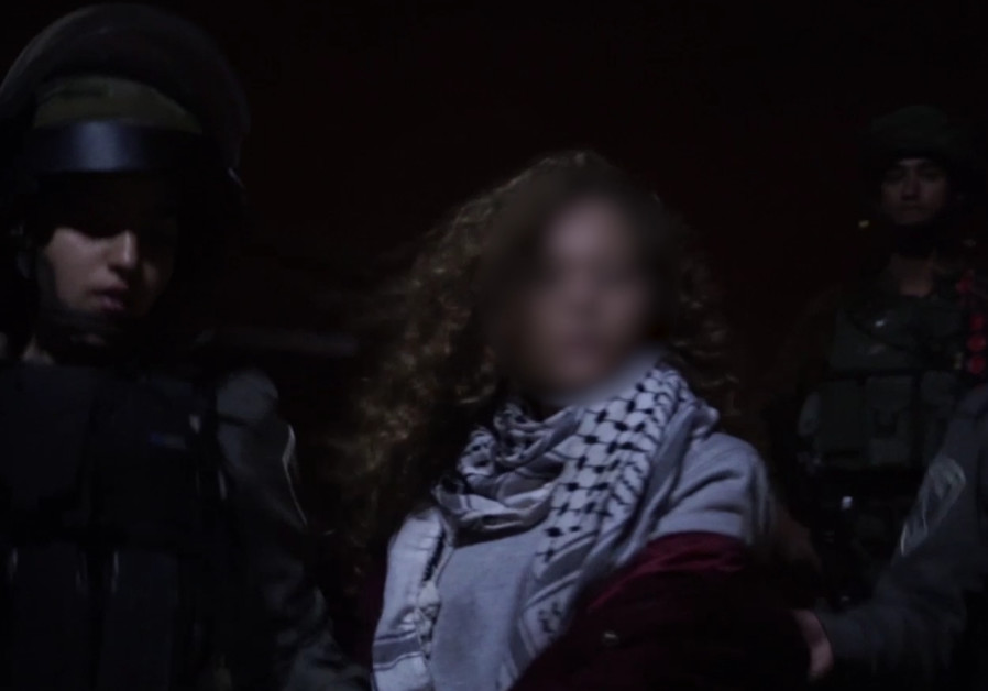 Palestinian teen, IDF showdown sparks nationwide debate