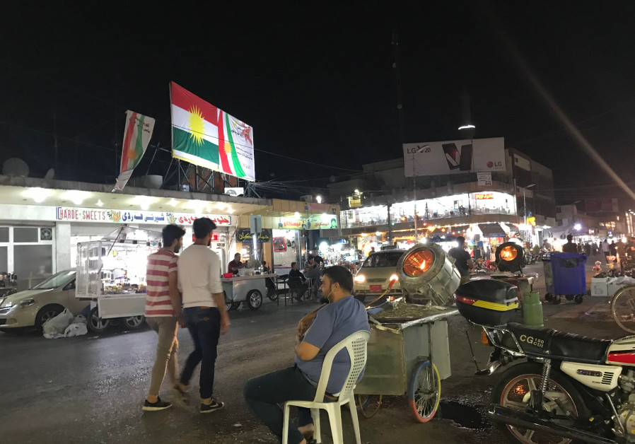 Kurds reported killed as mass protests sweep Kurdistan region of Iraq