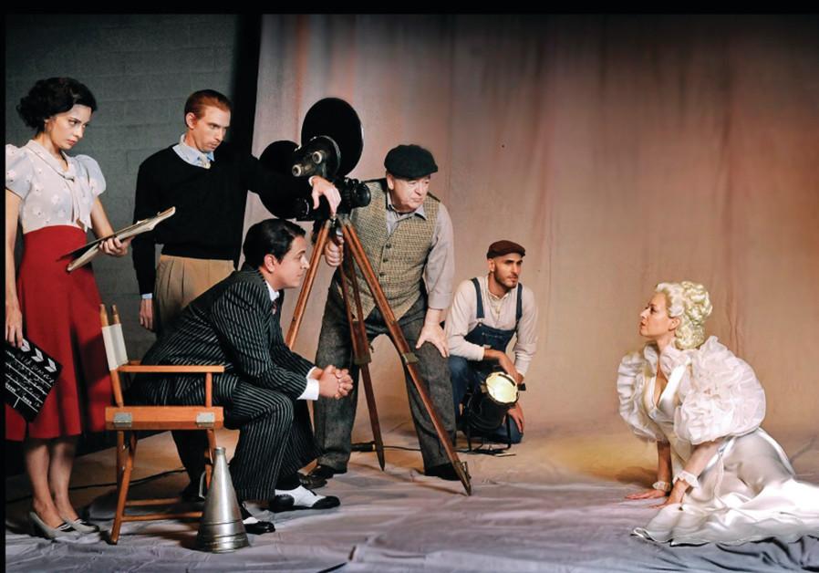 The Israeli Opera presents 'A Midsummer Night's Dream'