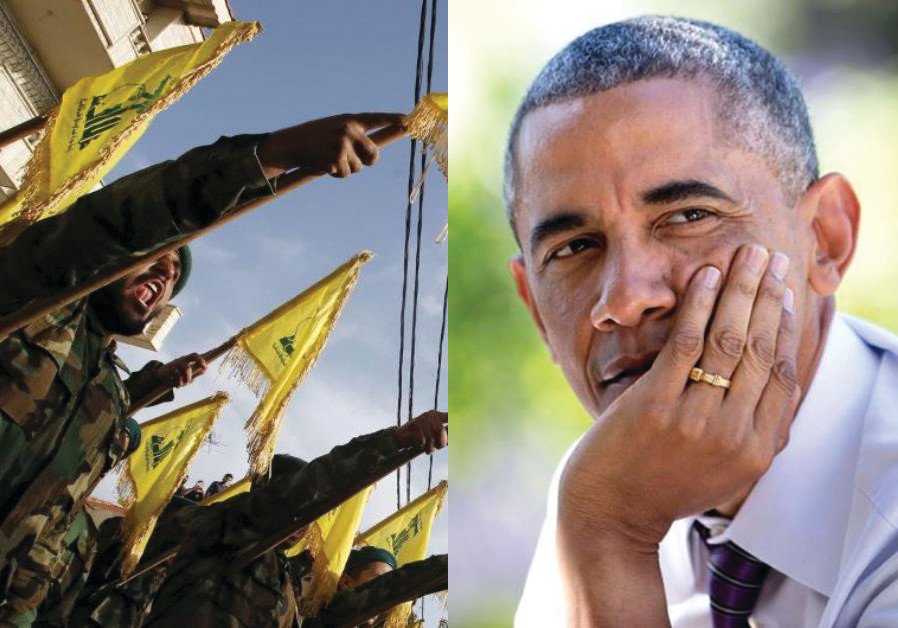 Hezbollah militants/Barack Obama
