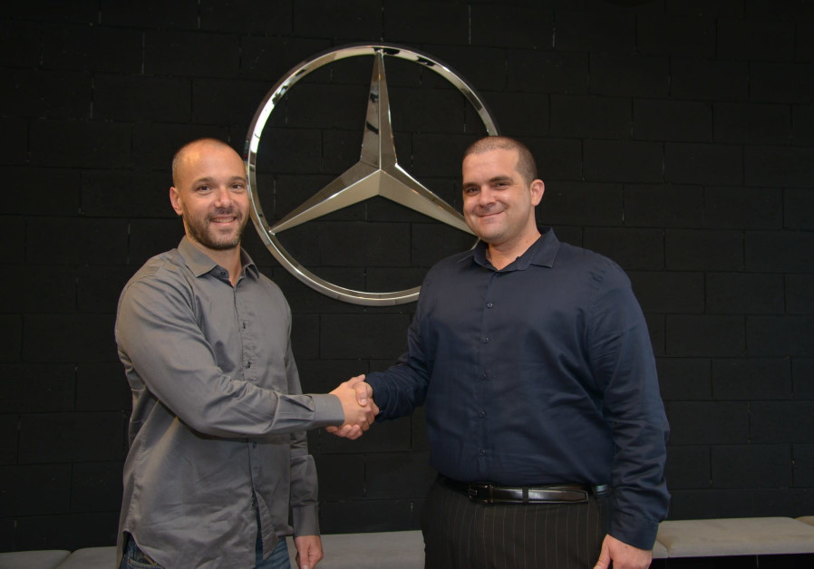Mercedes-Benz and BGU launch innovation challenge