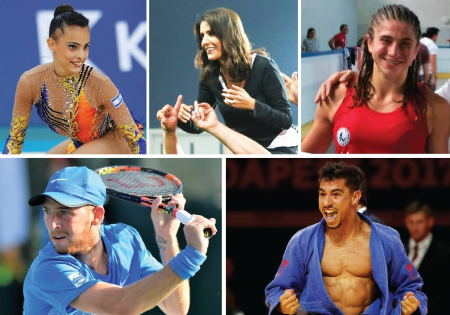 Sports Personality: Who was Israel's best of 2017