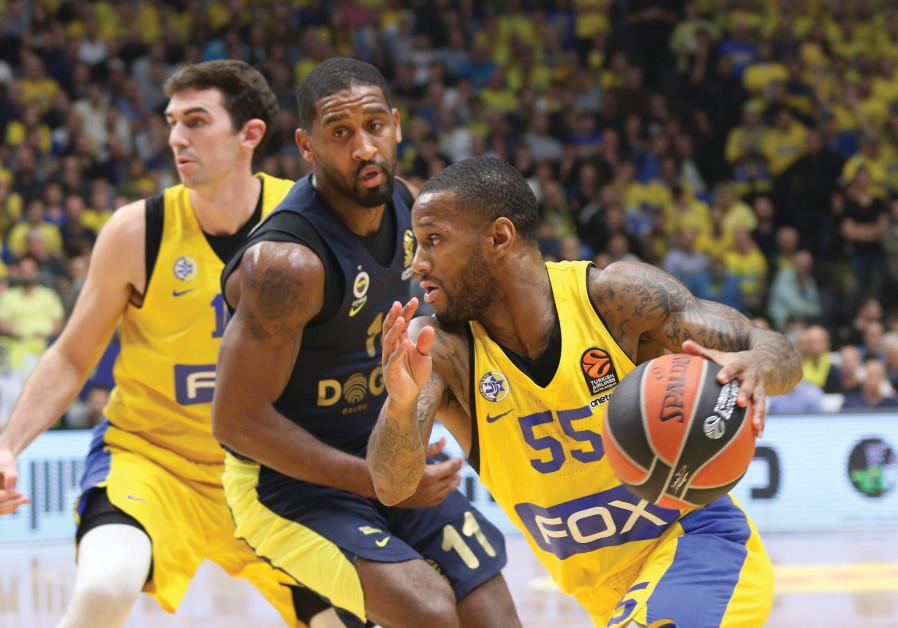 Maccabi Tel Aviv claims impressive win over Fenerbahce