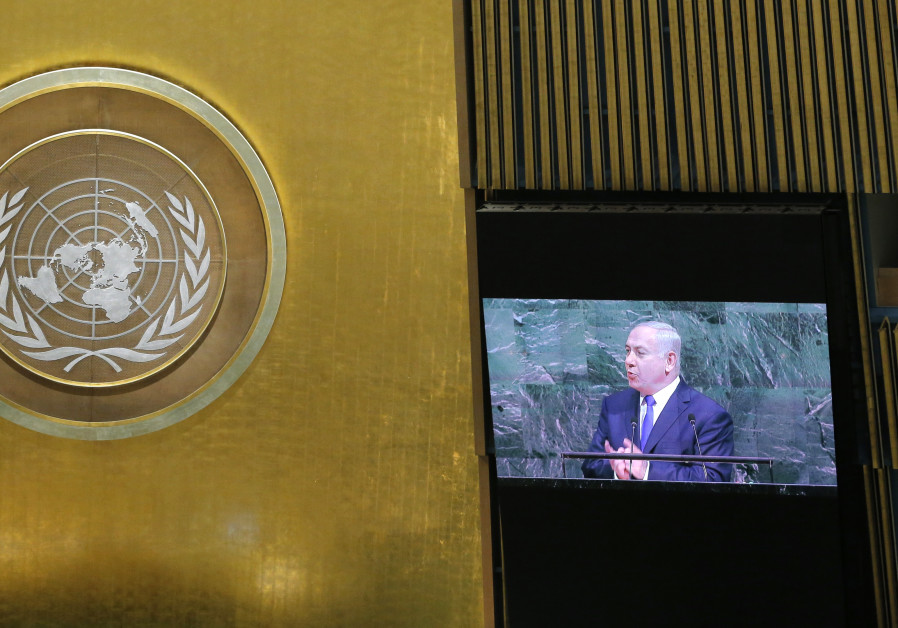 Netanyahu optimistic about ties with world despite UN setback