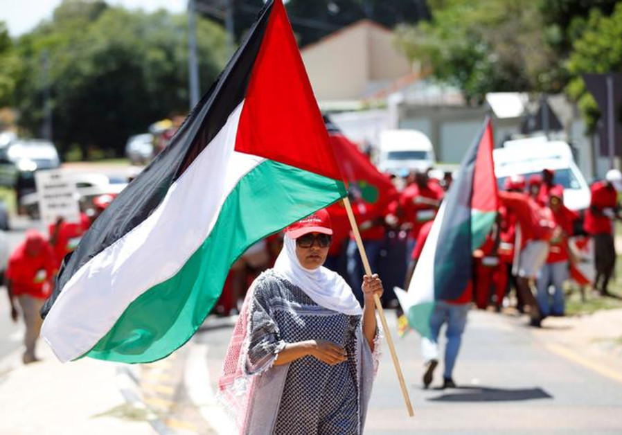 South African ruling party to march in solidarity with Palestinians