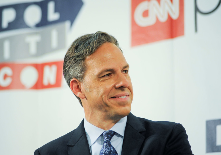 CNN host Jake Tapper