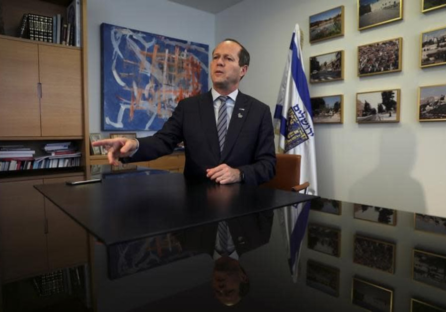 Jerusalem mayor, US envoy hunt for future embassy location