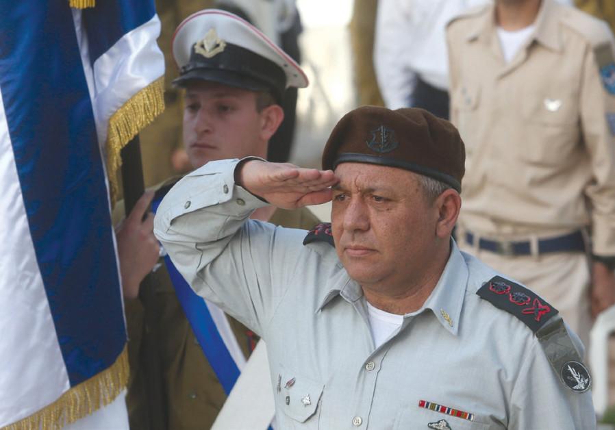 Lt.-Gen. Gadi Eizenkot