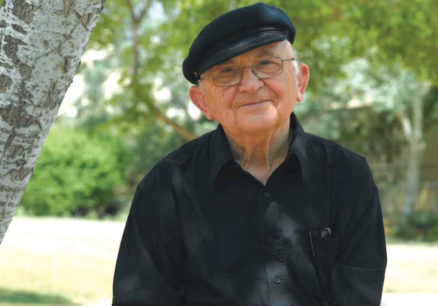 Israeli author Aharon Appelfeld