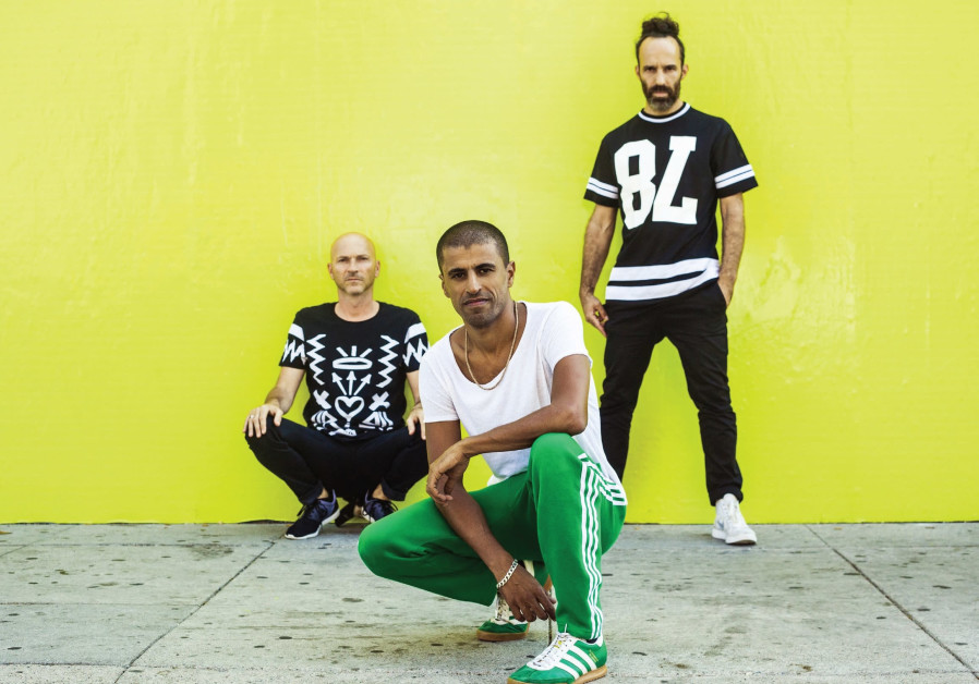 Balkan Beat Box to 'Shout It Out' this Sylvester