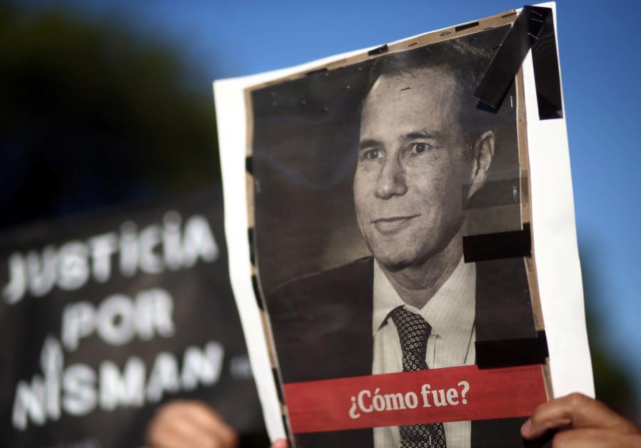 Argentina judge says death of prosecutor Nisman was murder