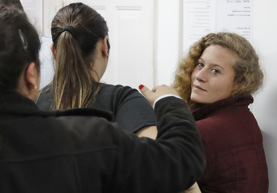 UN calls on Israel to free Ahed Tamimi