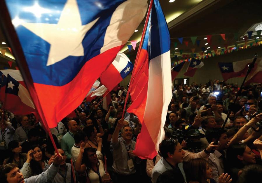 Chile's little secret – a tale of two communities