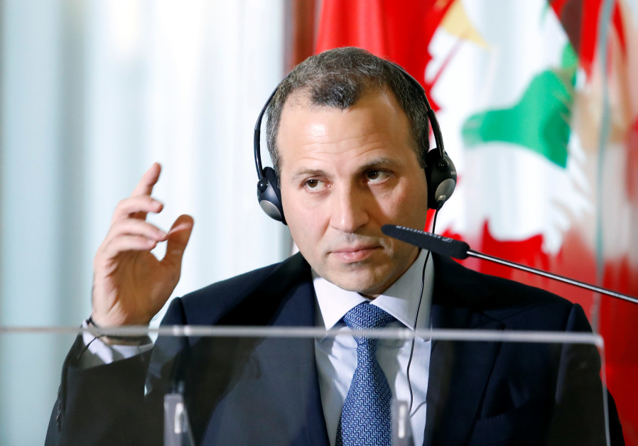 Widespread backlash in Lebanon against foreign minister's remarks about Israel