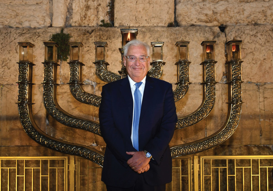 Grapevine: The ambassador is a fan - Opinion - Jerusalem Post