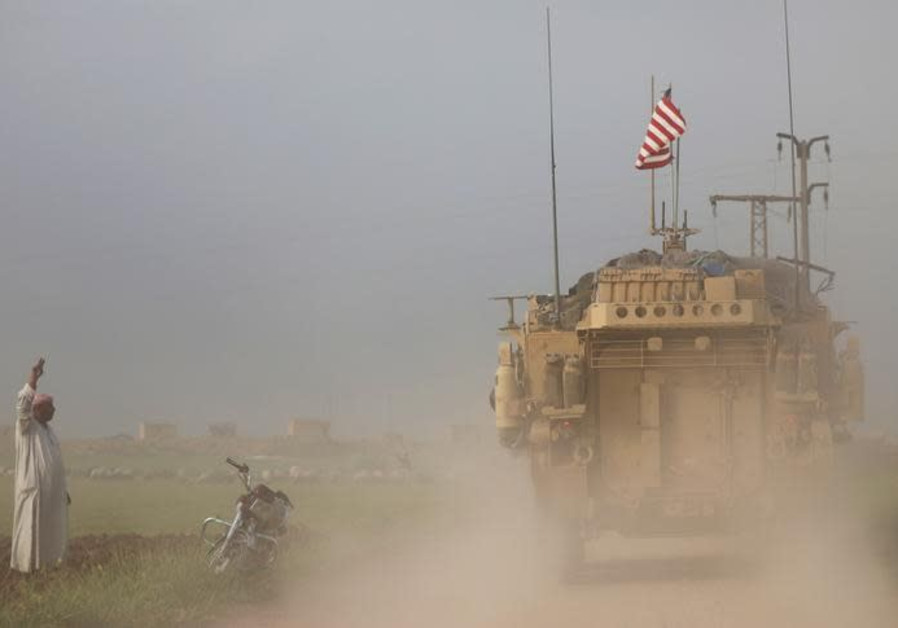 Report: American soldiers killed in Islamic State attack in Syria
