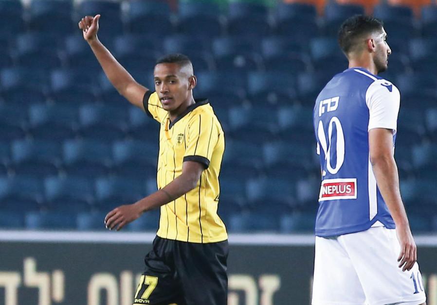 Beitar Jerusalem midfielder Ya'akov Berihon