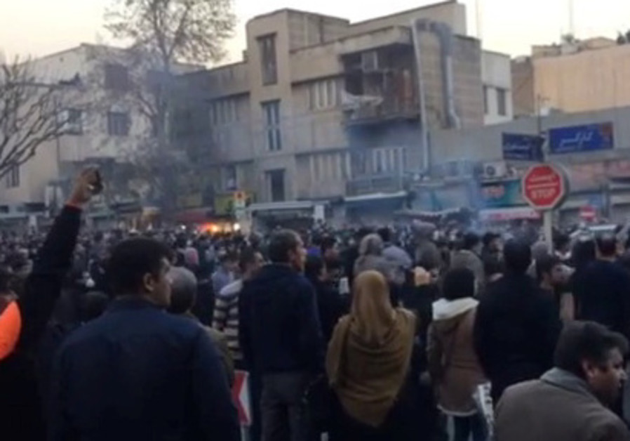Intelligence Ministry D-G: Iran Protests Show Islamic Revolution Rejection
